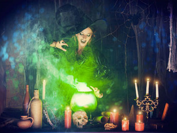 Witch photo 1