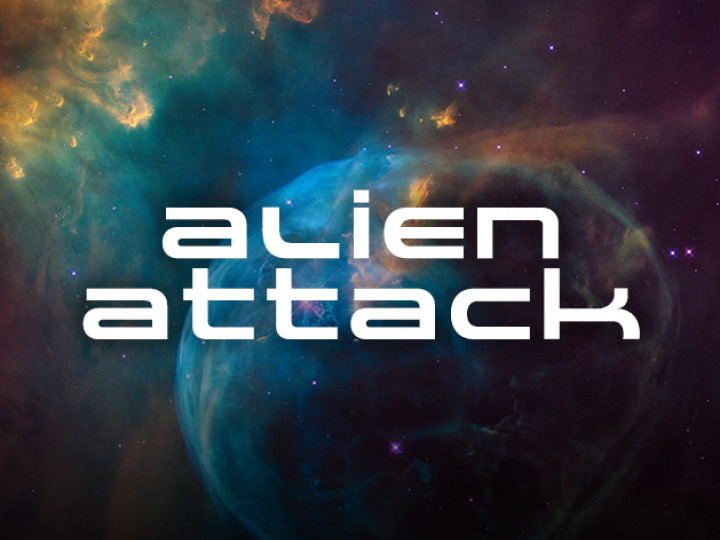 Alien Attack photo 1
