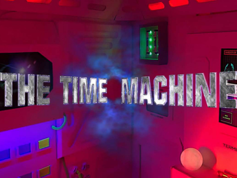 The Time Machine photo 1