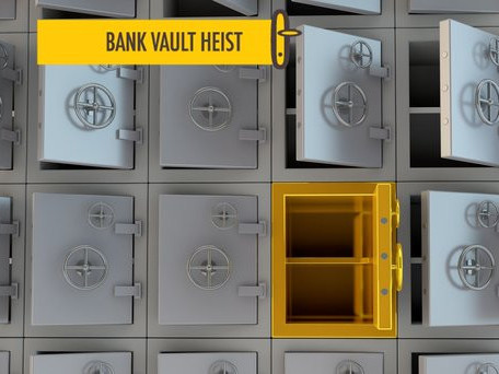 Bank Vault Heist photo 1