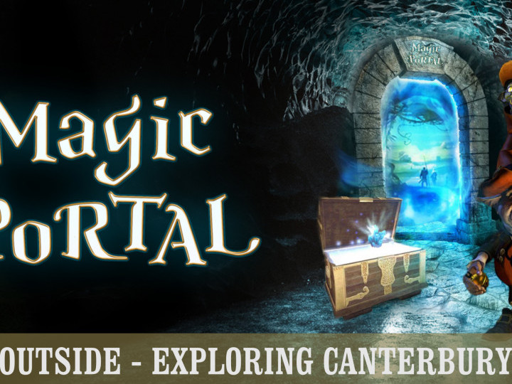 Magic Portal: Outdoor Escape Experience (2 Hour) photo 1