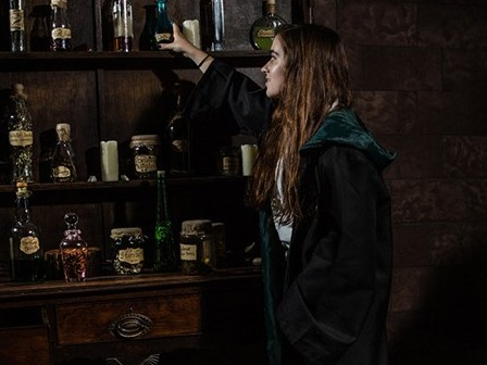 School of Witchcraft and Wizardry photo 1
