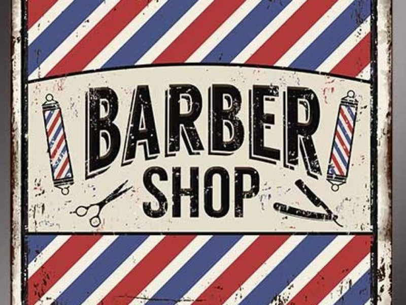 The Barber Shop Mystery photo 1