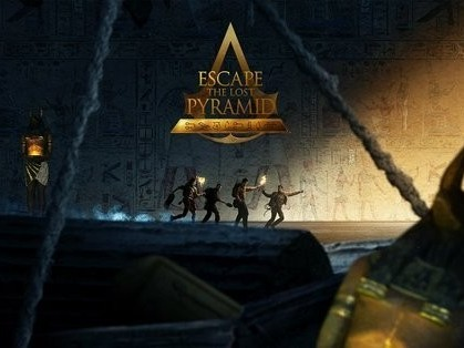 Escape the Lost Pyramid... Set in the world of Assassin's Creed Origins! photo 1