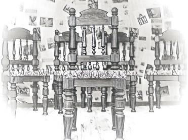 Twelve chairs photo 1