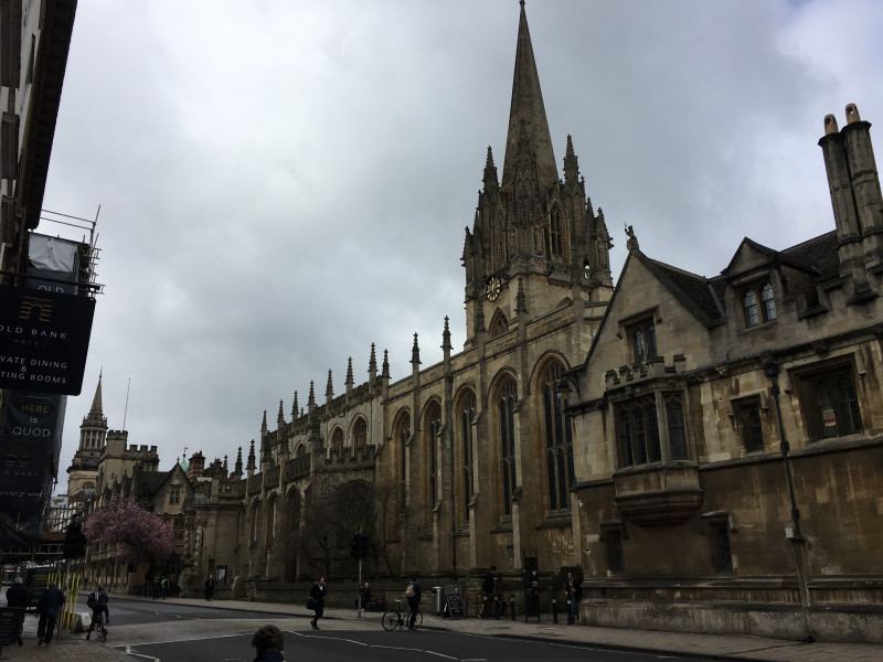Oxford Treasure Tour photo 1