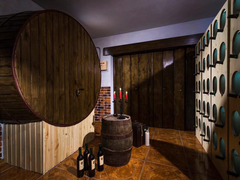 Wine cellar photo 1