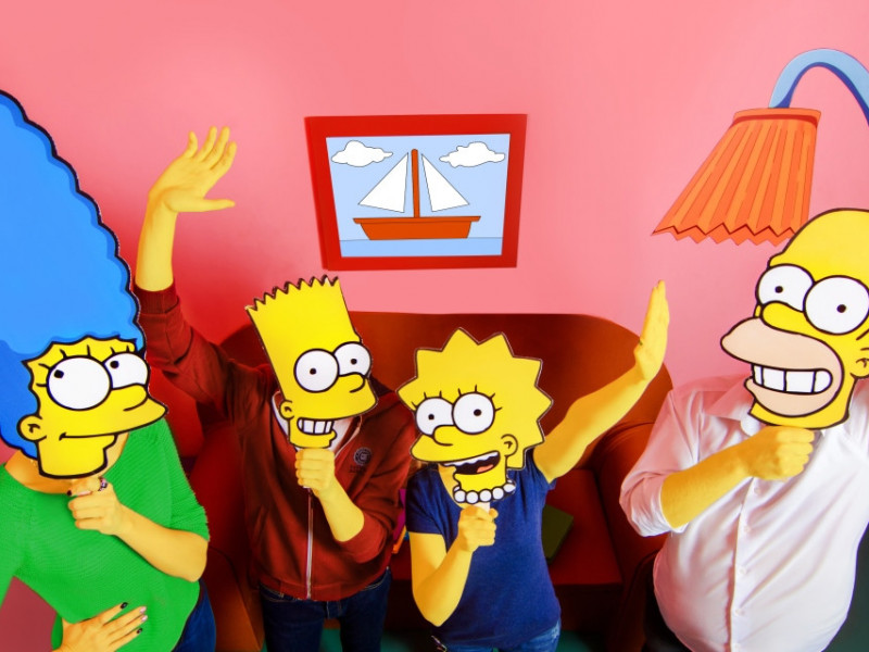 The Simpsons photo 1