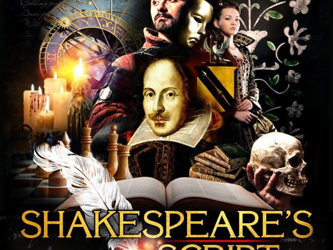 Shakespeare`s Script photo 1